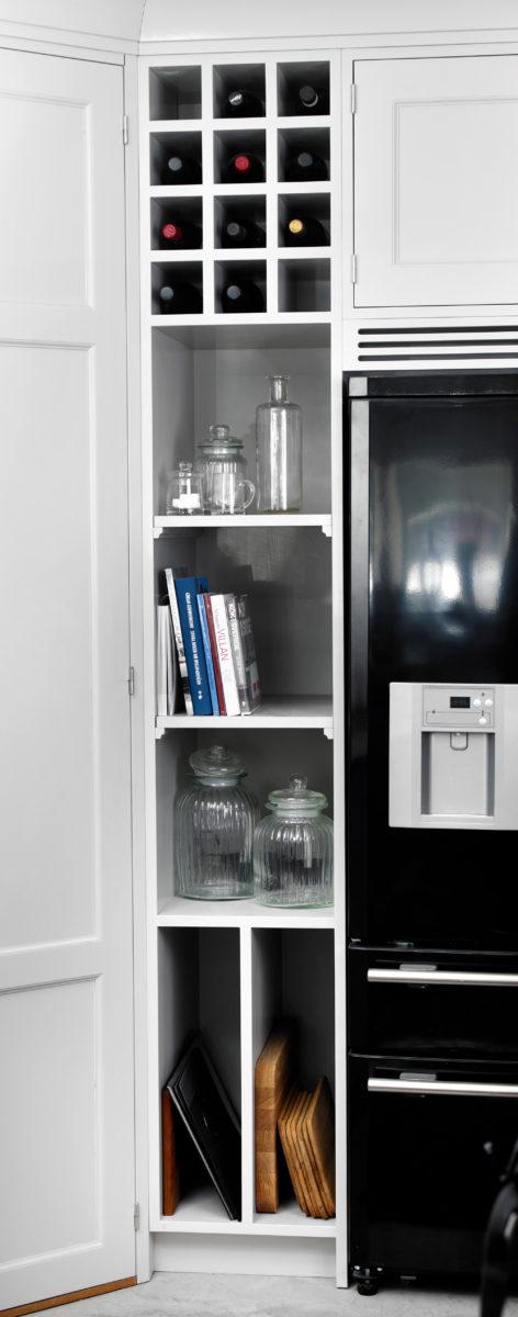 Möjligheterna är många, du får ditt kök som du vill ha det.